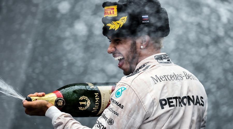 Lewis Hamilton es el único piloto que ha conseguido la victoria en el circuito de Sochi