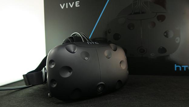 Imagenes de las HTC Vive