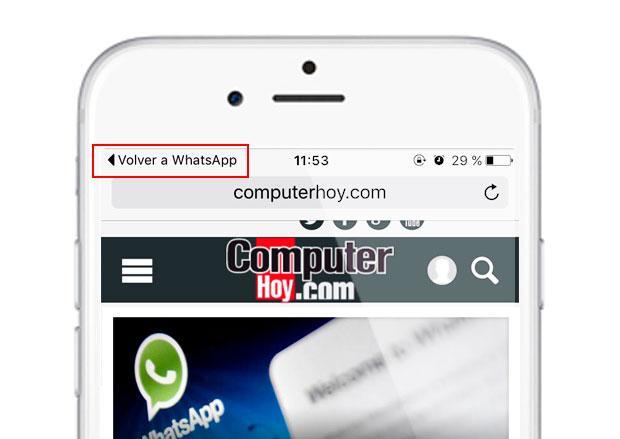 Truco para volver a la app anterior en iPhone y iPad con iOS 9