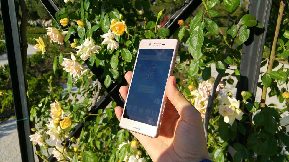 Sony Xperia X en imágenes