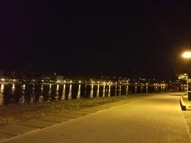 Fotografía nocturna realizada con el Xiaomi Mi5