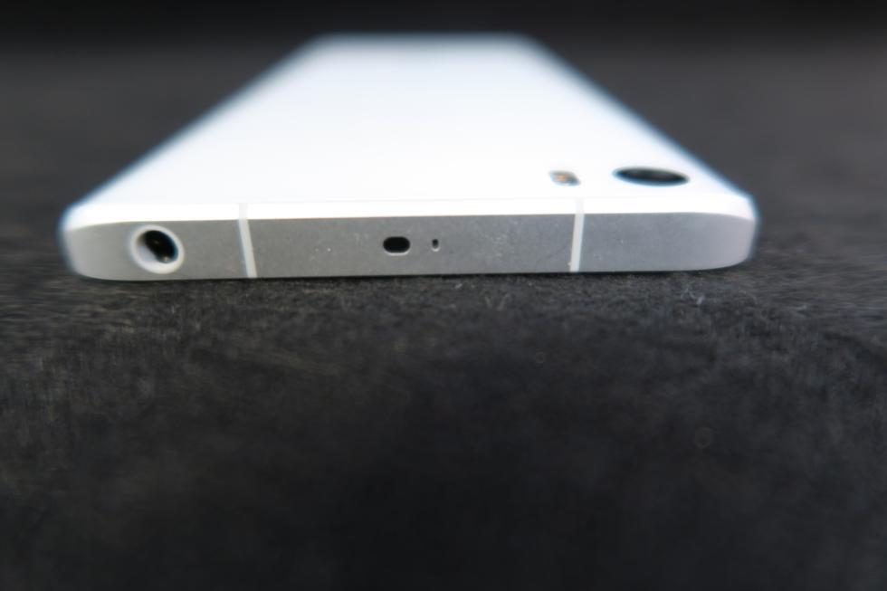 Conector del auricular y altavoz del Xiaomi Mi5