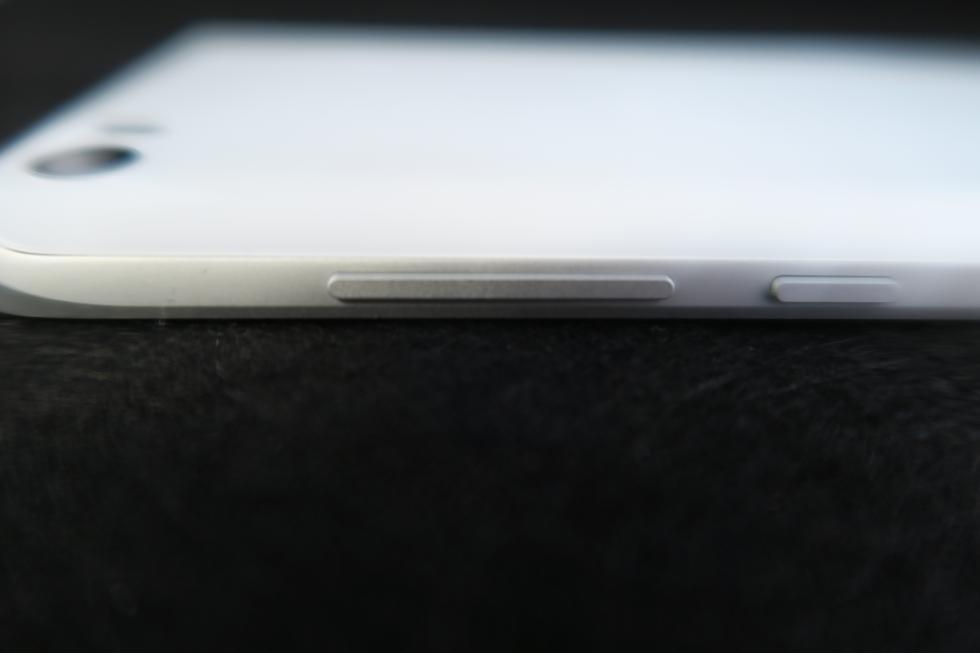 Botones de volumen y power del Xiaomi Mi5