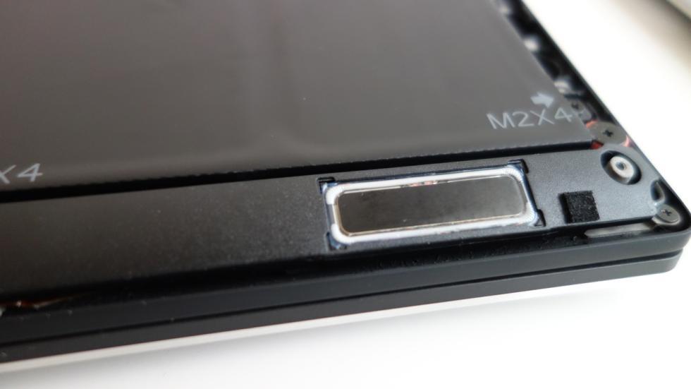 Dell XPS 15 altavoz