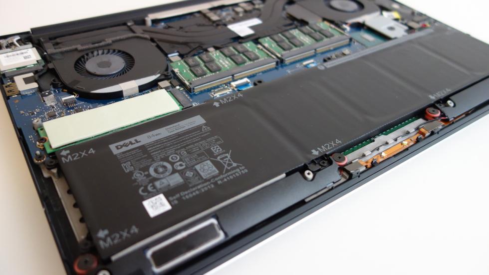 Dell XPS 15 bateria