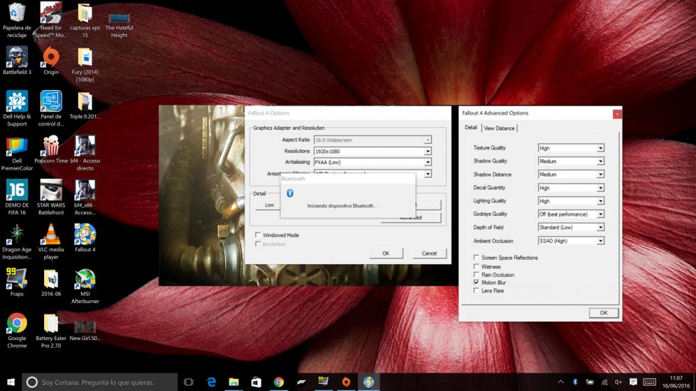 Benchmarks del Dell XPS 15