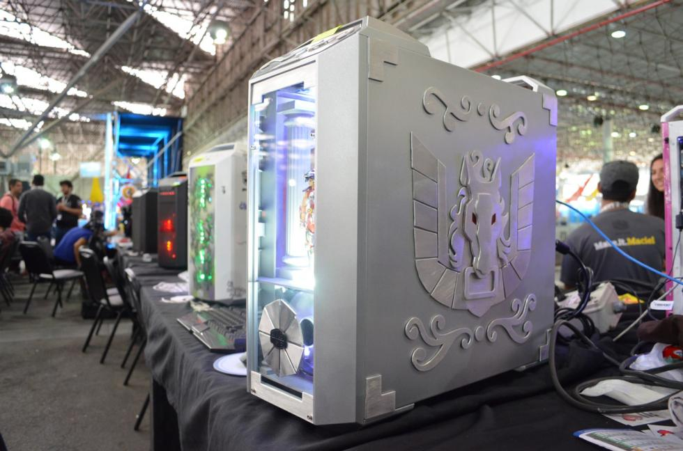 Pandora Box Pegasus, tower mod premiado por el público en case mod world series 2016