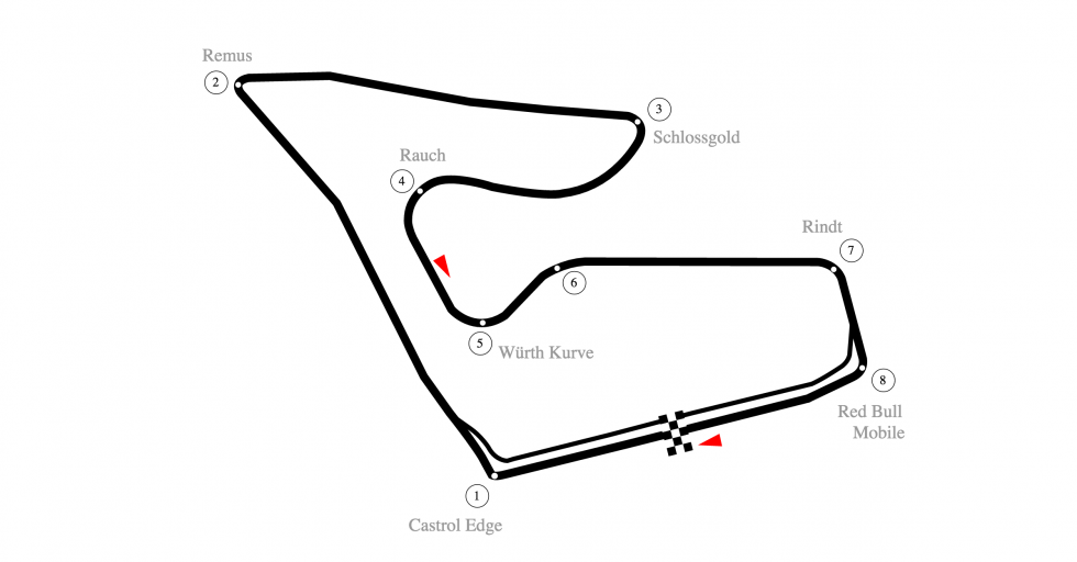 f1 gp austria 2016 online