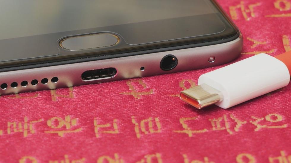Conector USB OnePlus 3