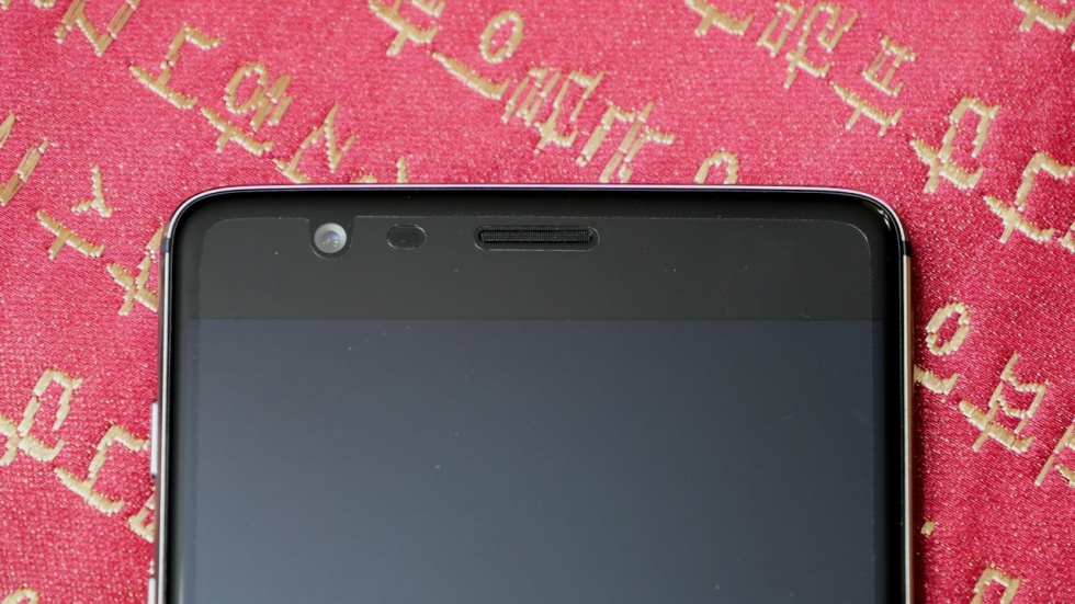 Cámara frontal OnePlus 3