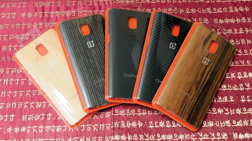 Carcasas OnePlus 3