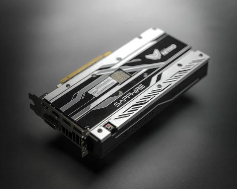 Sapphire Radeon RX 480 Nitro