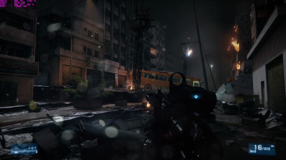 Battlefield 3 con el Lenovo Y700