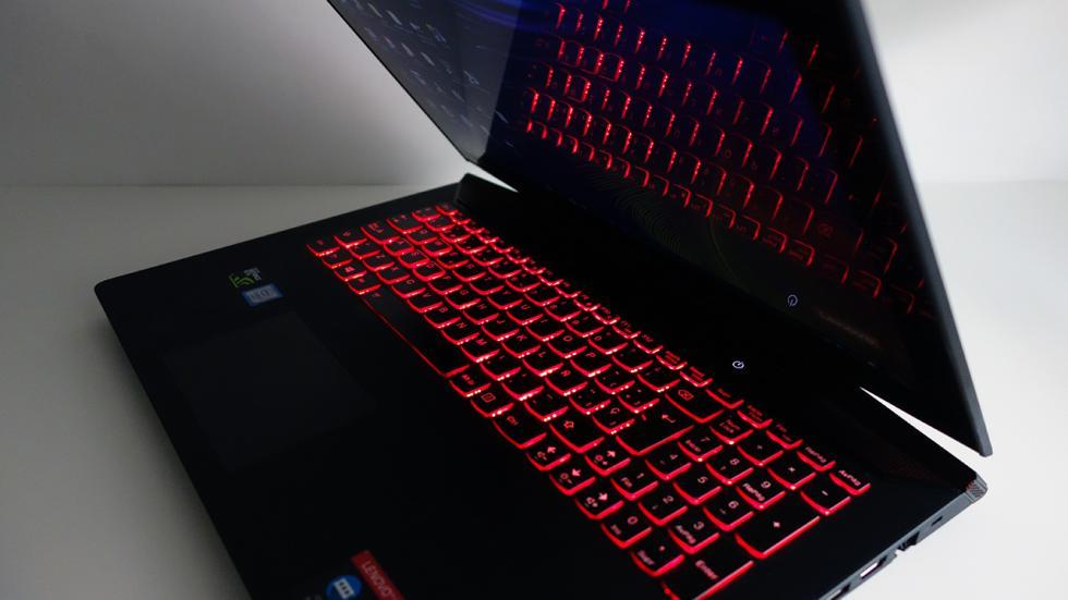 teclado del Lenovo Y700
