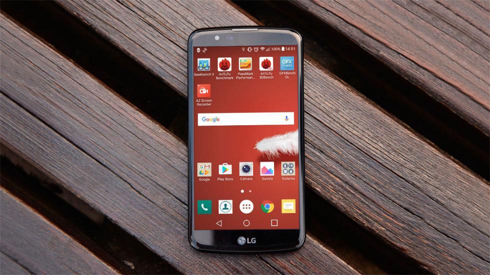 Imágenes del LG K10