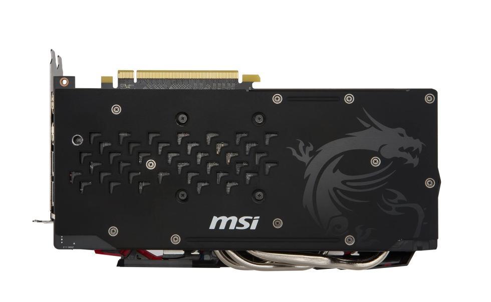 MSI RX 480 Gaming X