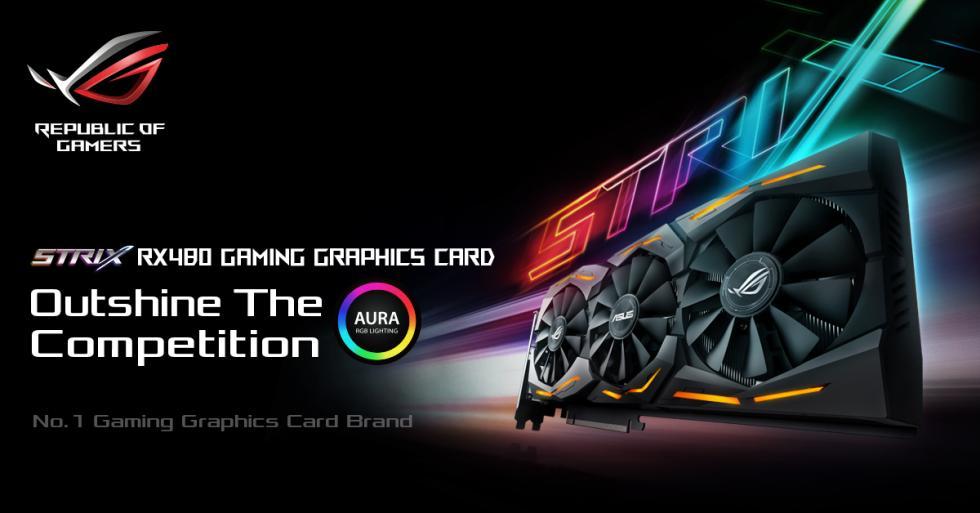 Asus RX 480 ROG STRIX