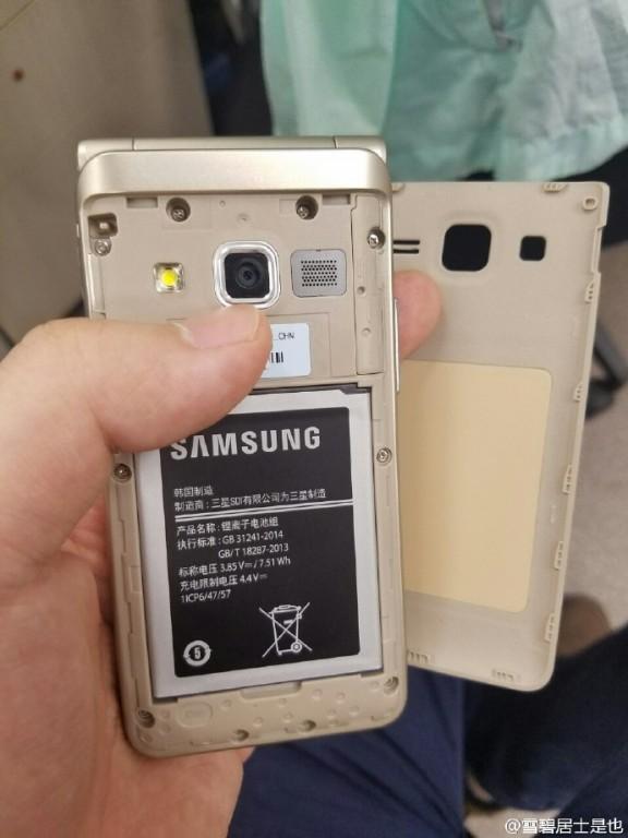 Así será el Galaxy Folder 2, el nuevo flip phone de Samsung