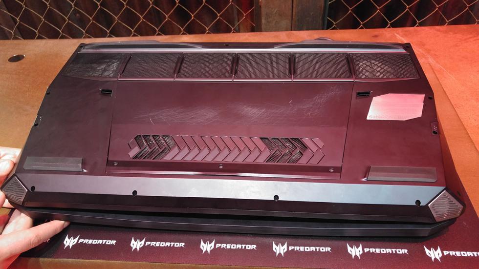 Imágenes del Acer Predator 21 X