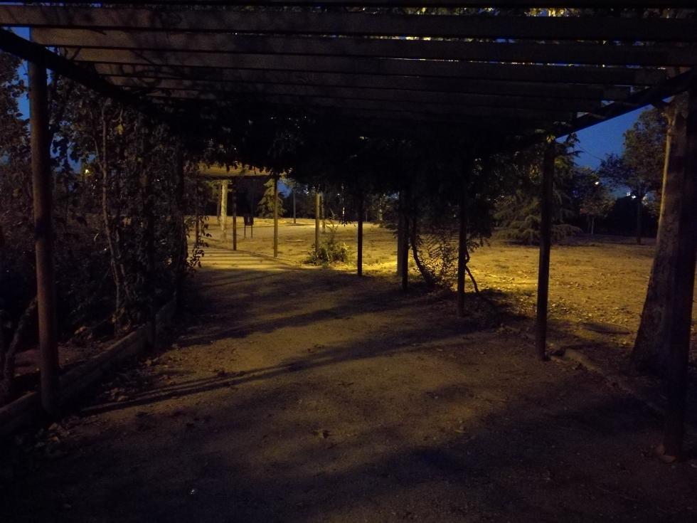 Fotografía nocturna realizada con el Honor 8