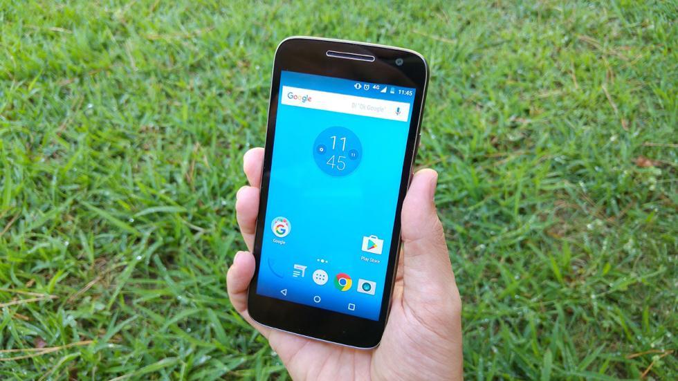 Imágenes del Motorola Moto G4 Play