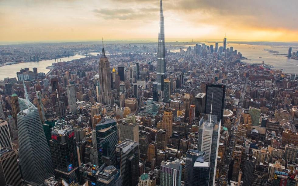 El Burj Khalifa en Manhattan