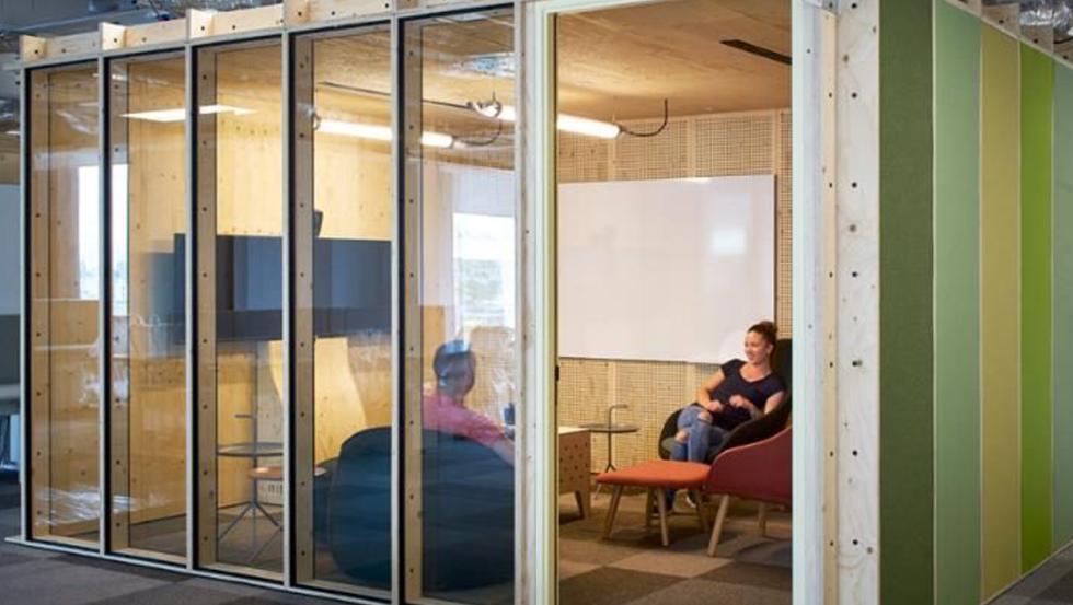 Así es la nueva oficina de Google en Londres