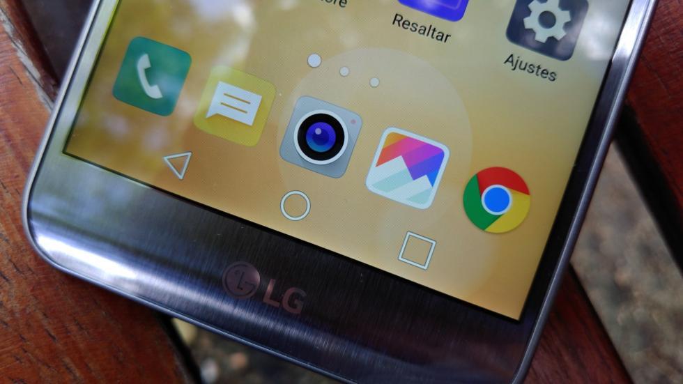 Galería de imágenes del LG X Cam