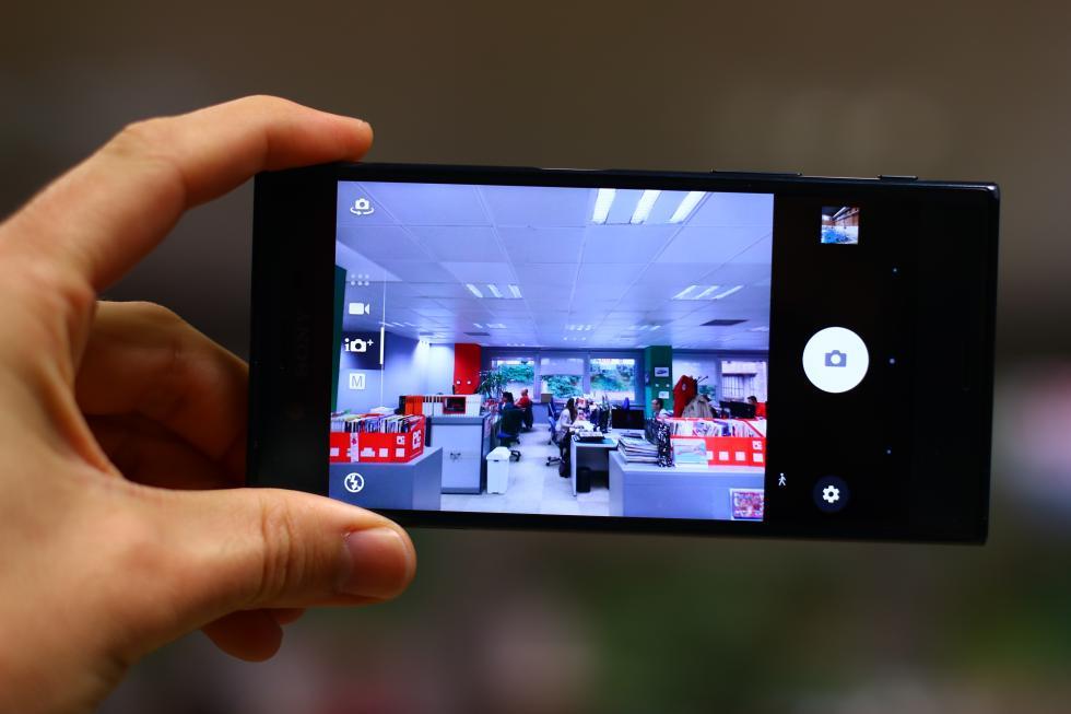 Fotografías del Sony Xperia XZ