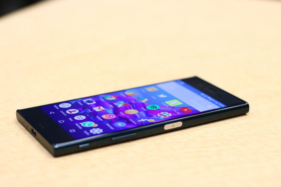Fotografía del Sony Xperia XZ