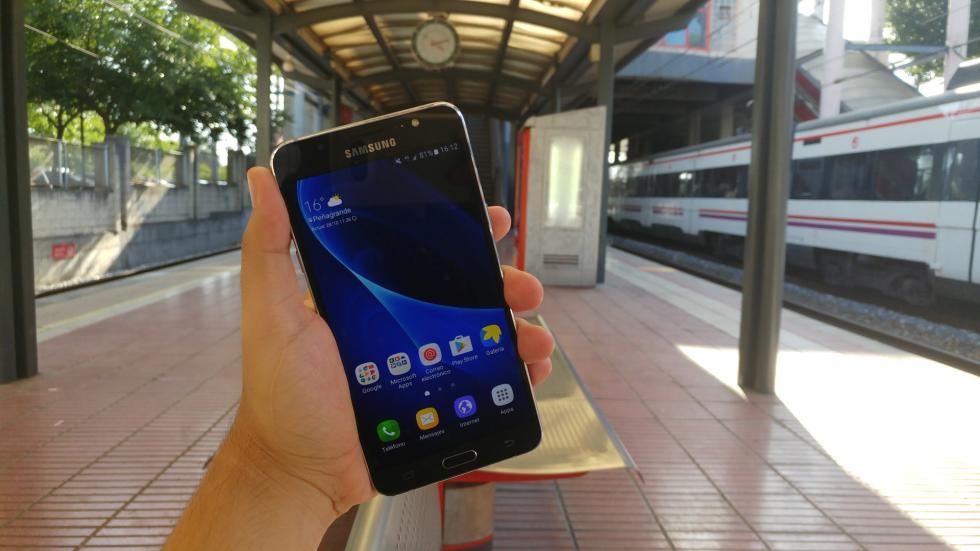 Galería de imágenes del Samsung Galaxy J7 2016
