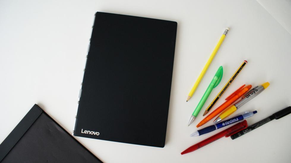 imágenes del Lenovo Yoga Book