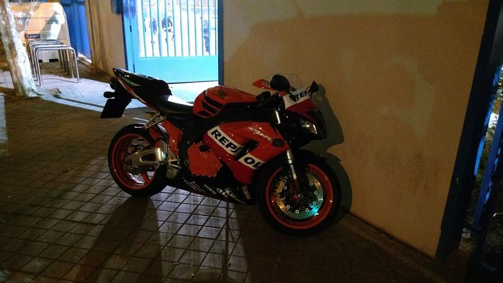 Fotografía realizada por el Moto Z