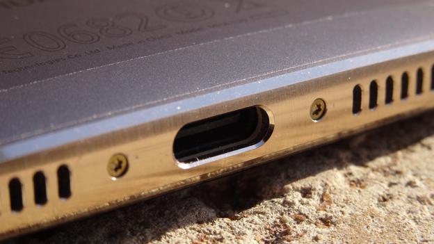 El puerto USB de Tipo-C