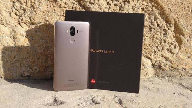 Fotografías del Huawei Mate 9