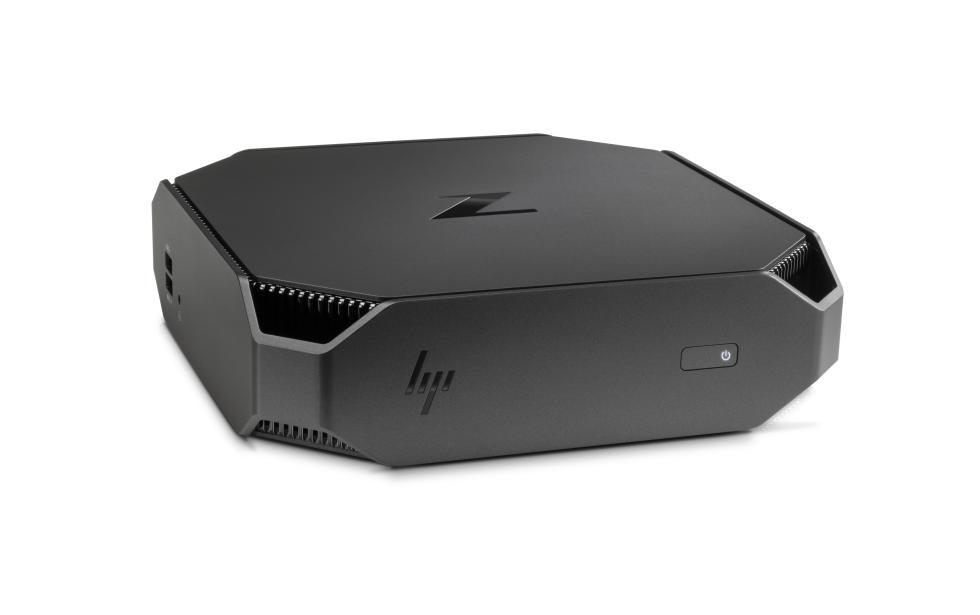 Así es la nueva workstation HP Z2 Mini