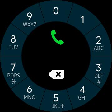 Aplicación de Teléfono