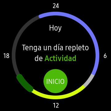 Aplicación de S Health