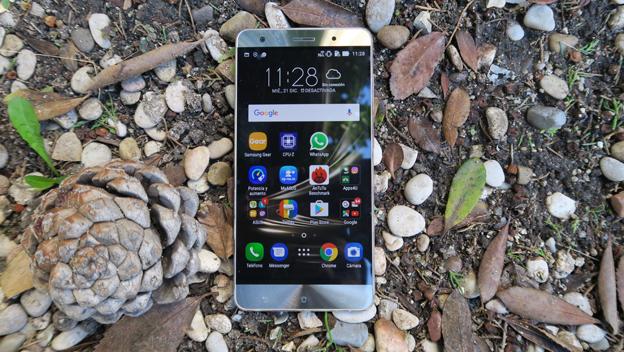 Galería de imágenes del Asus Zenfone 3 Deluxe