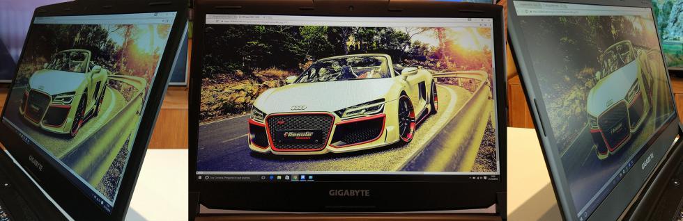 Imágenes del Gigabyte P57X