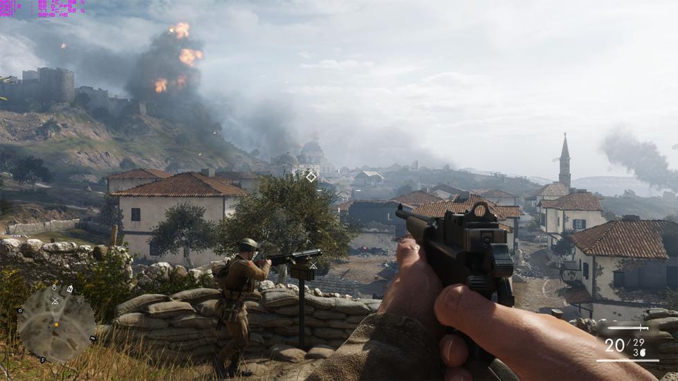 Battlefield 1 en el Gigabyte P57X