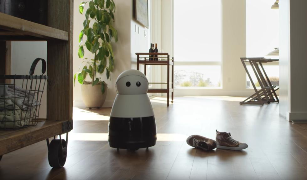 Kuri, el robot asistente del hogar