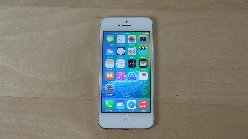 iPhone 5S  | Fecha de lanzamiento: 2012 | Millones de unidades vendidas: 70