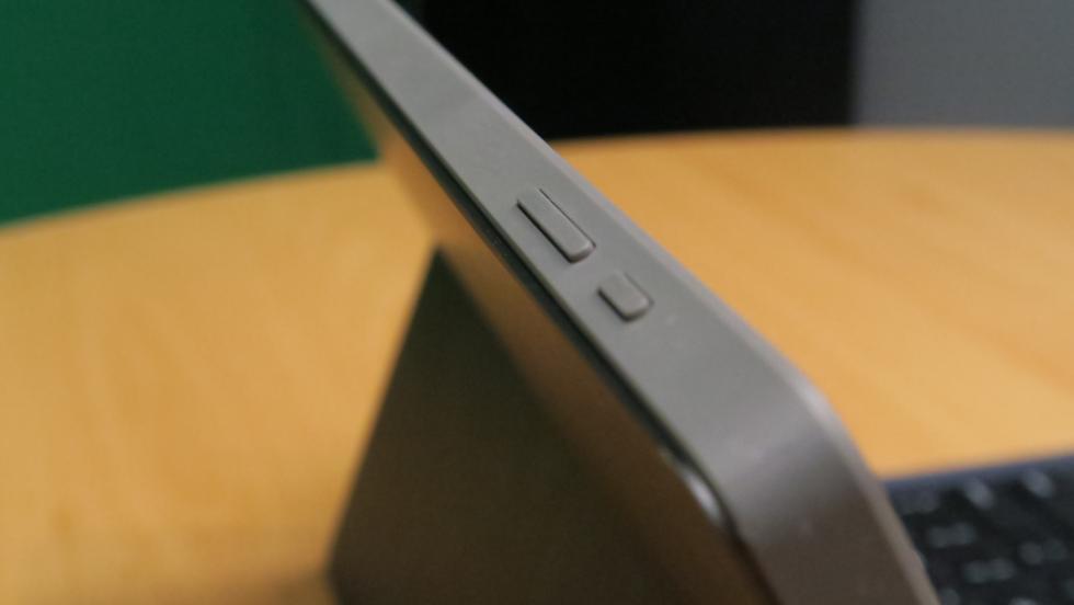 Los botones de encendido de la Teclast Tbook 16