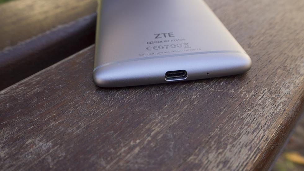 Galería de imágenes del ZTE Axon 7 Mini