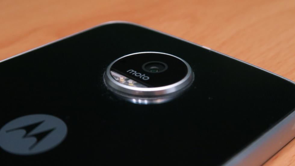 Fotografías del Moto Z Play