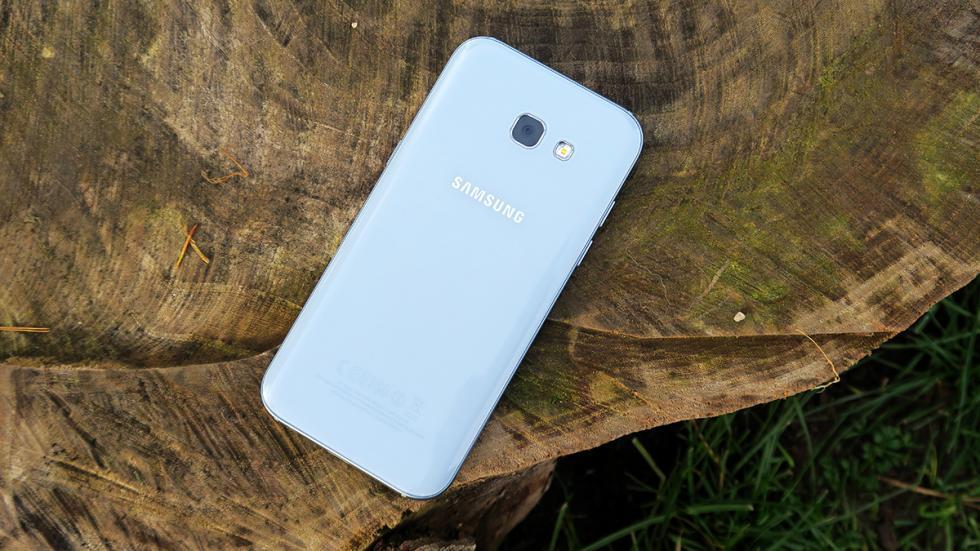 Aspecto y diseño del Samsung Galaxy A5 (2017)