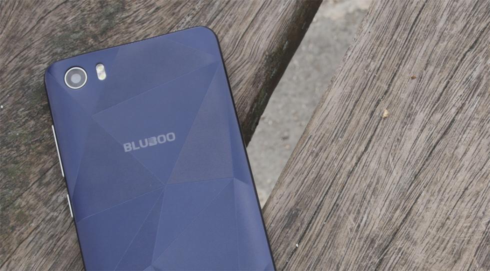 Fotografías del Bluboo Picasso 4G