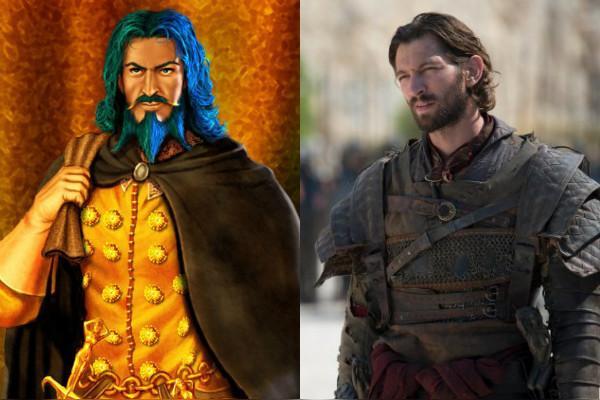 Así son los personajes de Juego de Tronos tal y como se describen en los libros