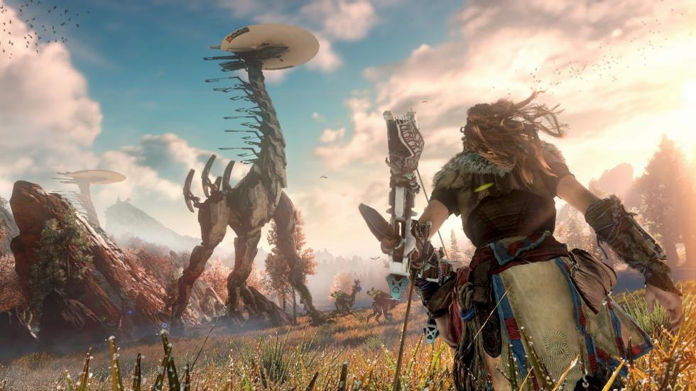 Horizon Zero Dawn para PS4